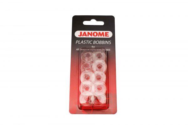 Carretes plásticos 10 unidades