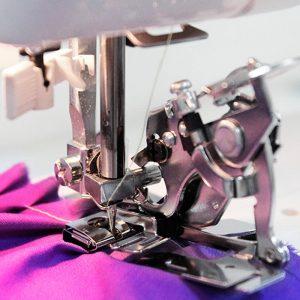 Pie de plisado (Mecánicas)