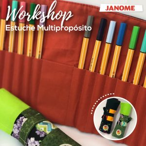Workshop Estuche Multipropósito