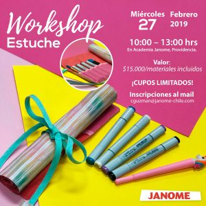 Workshop Estuche