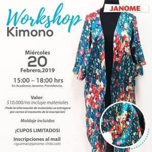 Workshop Kimono