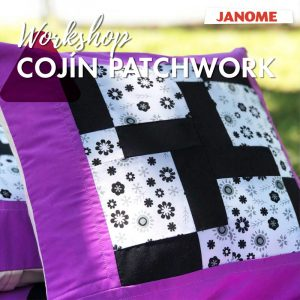 Workshop Cojín Patchwork
