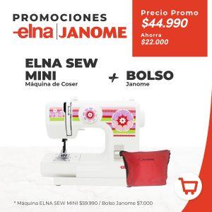 Elna Sew Mini + Bolso