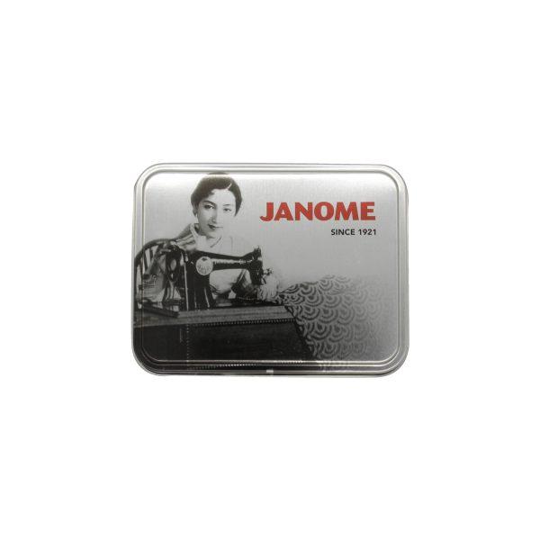 caja metalica janome